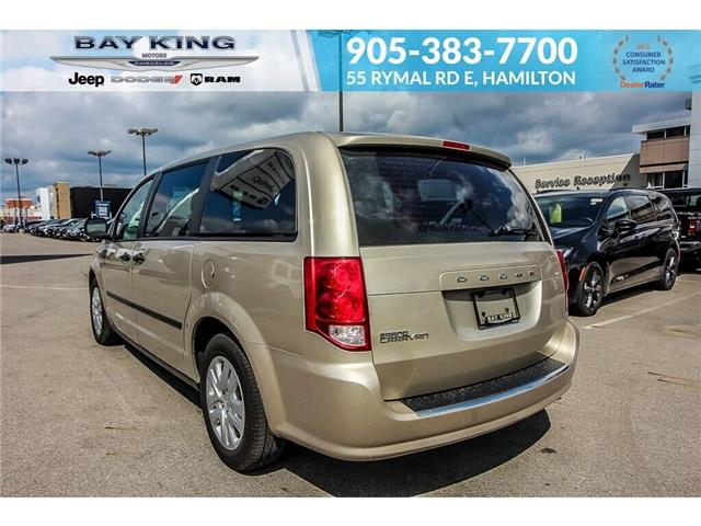 2014 Dodge Grand Caravan SE/SXT (Stk: 6858RB) in Hamilton - Image 16 of 20