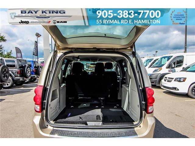 2014 Dodge Grand Caravan SE/SXT (Stk: 6858RB) in Hamilton - Image 17 of 20