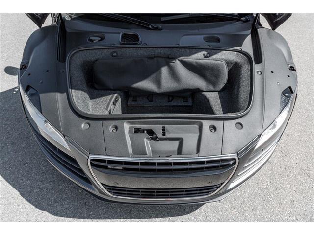 2011 Audi R8 4.2 (Stk: 19HMS619B) in Mississauga - Image 4 of 20