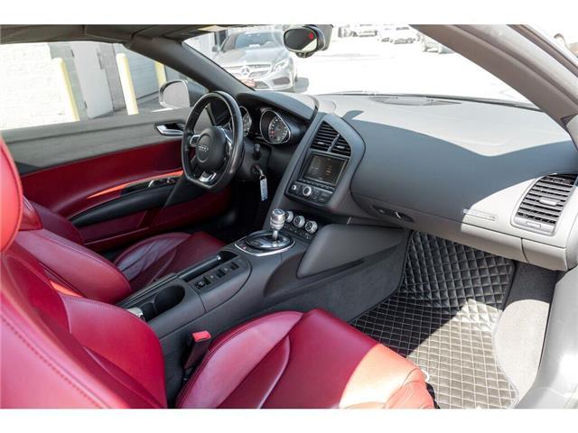 2011 Audi R8 4.2 (Stk: 19HMS619B) in Mississauga - Image 18 of 20