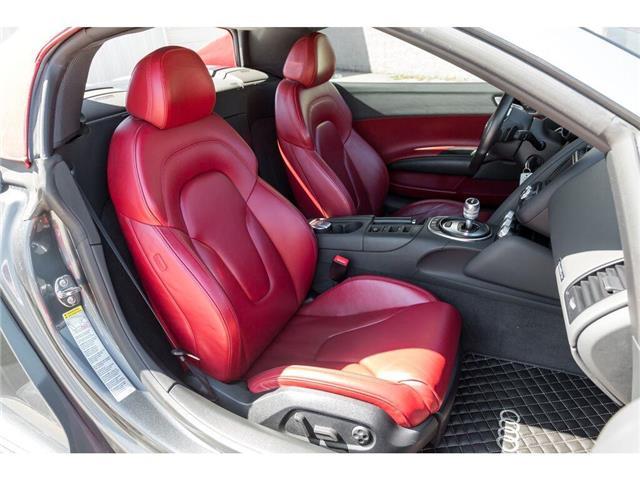 2011 Audi R8 4.2 (Stk: 19HMS619B) in Mississauga - Image 19 of 20