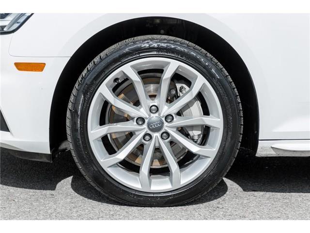 2018 Audi A4 2.0T Progressiv (Stk: 19HMS) in Mississauga - Image 6 of 25