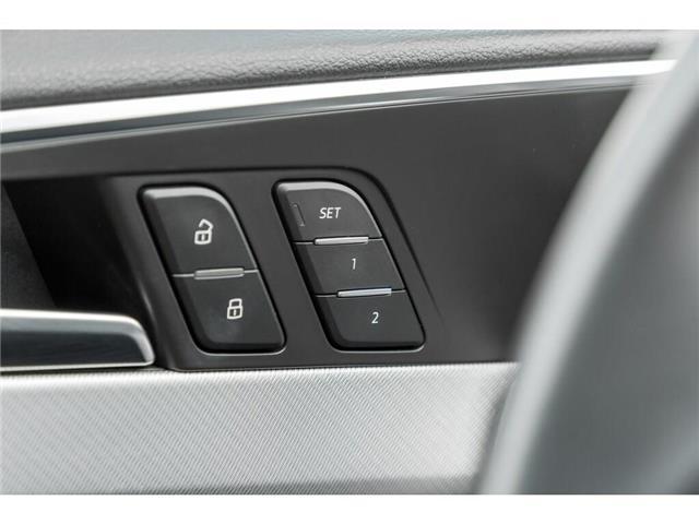 2018 Audi A4 2.0T Progressiv (Stk: 19HMS) in Mississauga - Image 14 of 25
