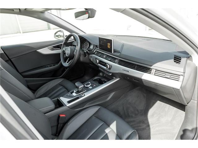 2018 Audi A4 2.0T Progressiv (Stk: 19HMS) in Mississauga - Image 19 of 25
