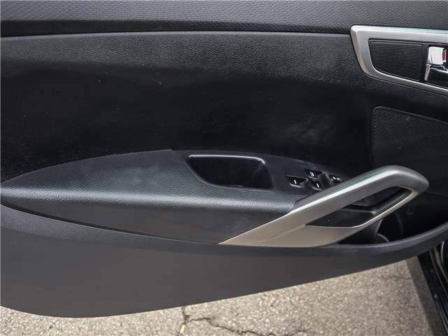 2012 Hyundai Veloster  (Stk: W0205) in Burlington - Image 8 of 25