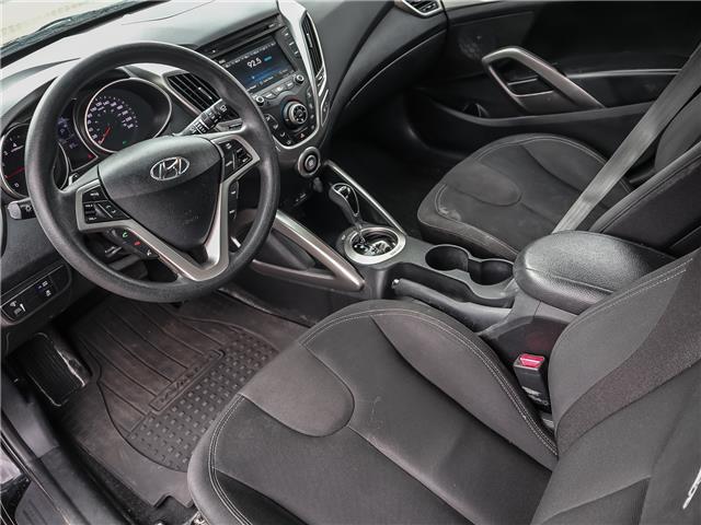 2012 Hyundai Veloster  (Stk: W0205) in Burlington - Image 9 of 25