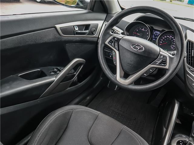 2012 Hyundai Veloster  (Stk: W0205) in Burlington - Image 12 of 25