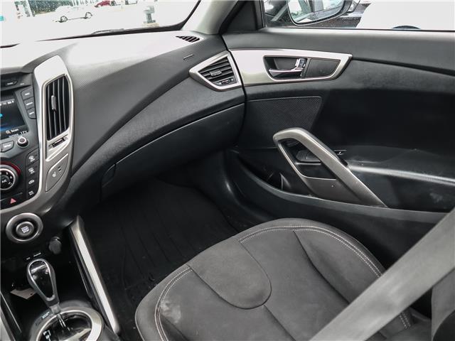 2012 Hyundai Veloster  (Stk: W0205) in Burlington - Image 14 of 25