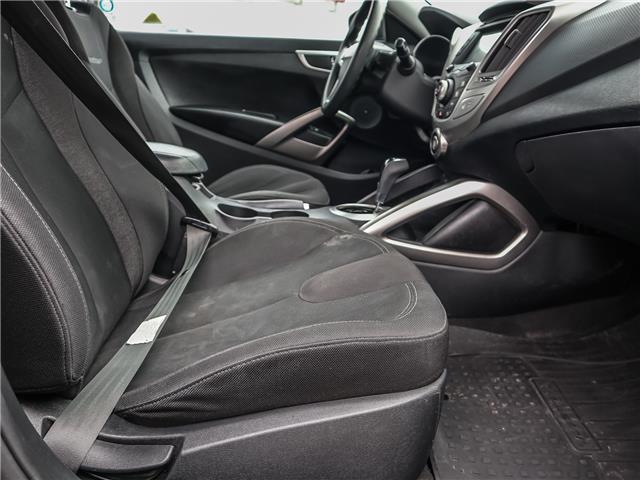 2012 Hyundai Veloster  (Stk: W0205) in Burlington - Image 16 of 25