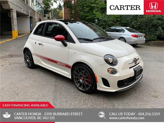 2014 Fiat 500 Abarth (Stk: B92121) in Vancouver - Image 1 of 26