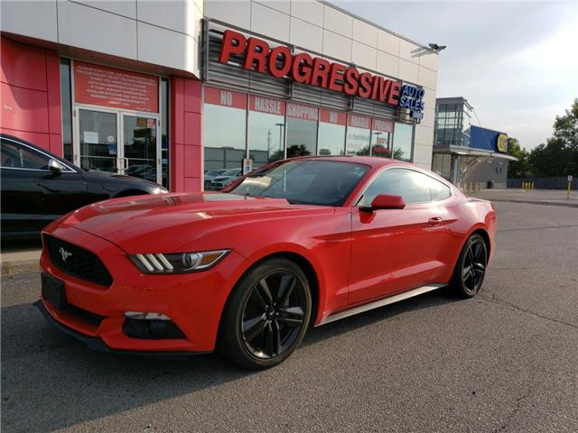 2017 Ford Mustang EcoBoost (Stk: H5311394) in Sarnia - Image 1 of 10
