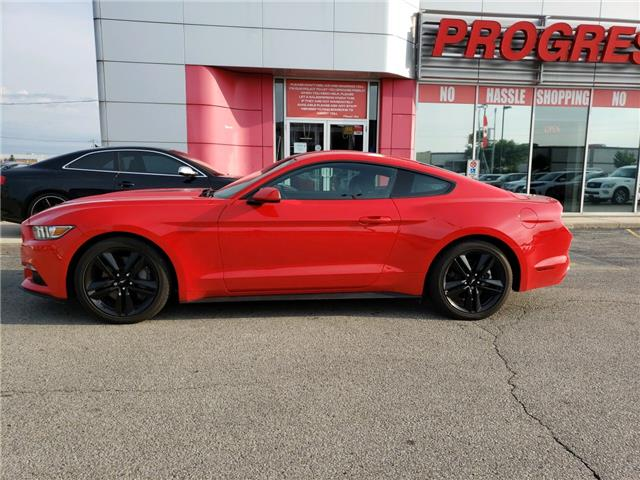 2017 Ford Mustang EcoBoost (Stk: H5311394) in Sarnia - Image 2 of 10