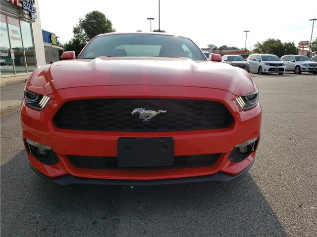 2017 Ford Mustang EcoBoost (Stk: H5311394) in Sarnia - Image 3 of 10