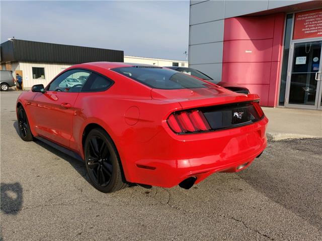 2017 Ford Mustang EcoBoost (Stk: H5311394) in Sarnia - Image 4 of 10