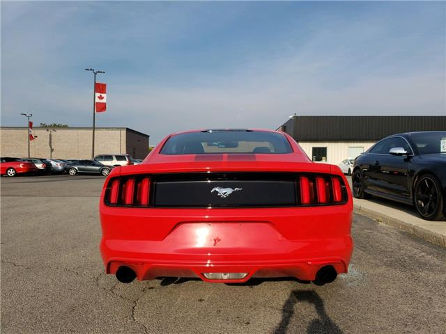 2017 Ford Mustang EcoBoost (Stk: H5311394) in Sarnia - Image 6 of 10