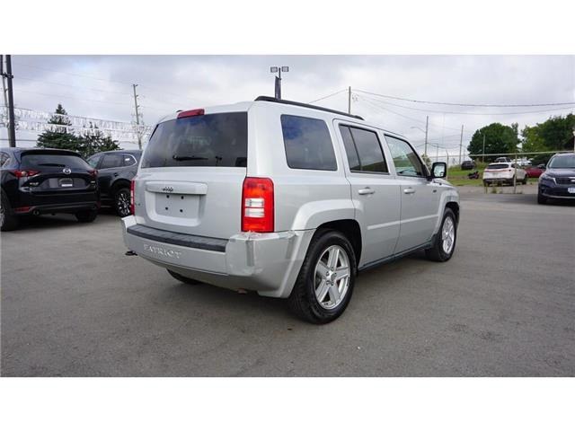 2010 Jeep Patriot Sport/North (Stk: HU878) in Hamilton - Image 6 of 32