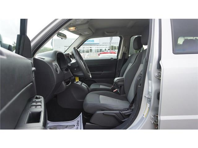 2010 Jeep Patriot Sport/North (Stk: HU878) in Hamilton - Image 14 of 32
