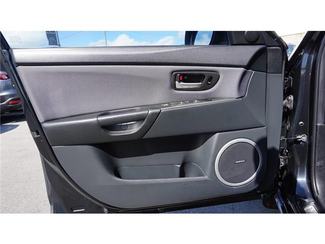 2007 Mazda MazdaSpeed3 Base (Stk: HU875) in Hamilton - Image 12 of 35