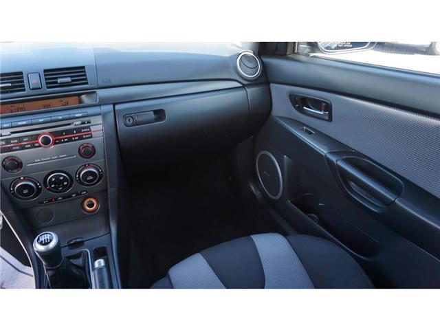 2007 Mazda MazdaSpeed3 Base (Stk: HU875) in Hamilton - Image 30 of 35