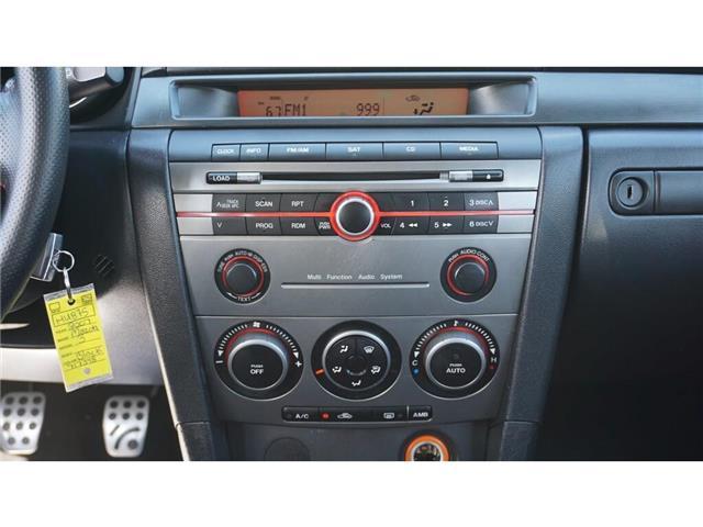 2007 Mazda MazdaSpeed3 Base (Stk: HU875) in Hamilton - Image 31 of 35