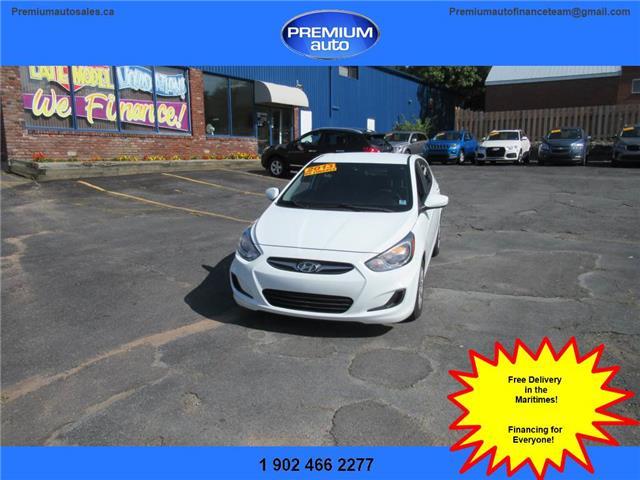 2013 Hyundai Accent GL (Stk: 063491) in Dartmouth - Image 1 of 21