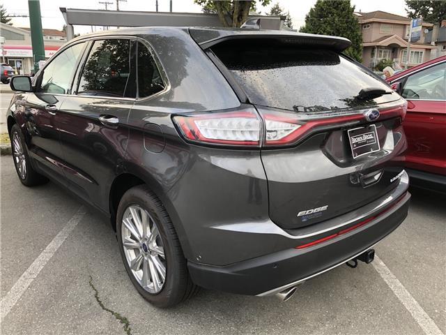 2018 Ford Edge Titanium (Stk: 186765) in Vancouver - Image 2 of 8