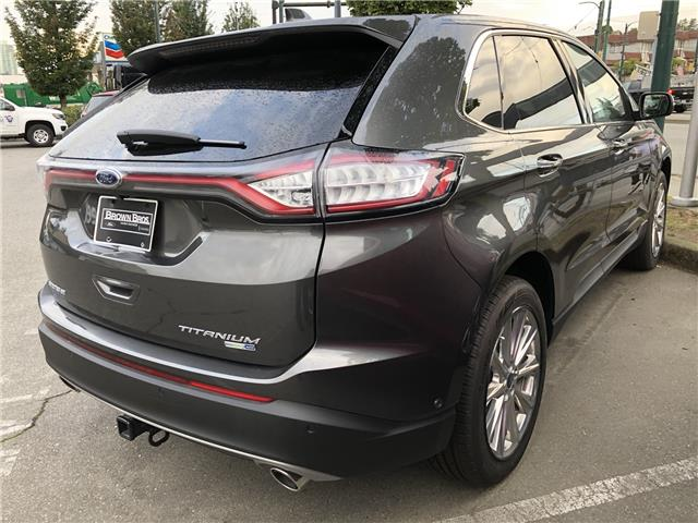 2018 Ford Edge Titanium (Stk: 186765) in Vancouver - Image 3 of 8