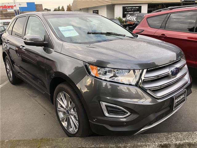 2018 Ford Edge Titanium (Stk: 186765) in Vancouver - Image 4 of 8