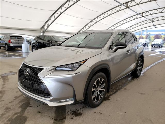 2017 Lexus NX 200t Base (Stk: LU0281) in Calgary - Image 2 of 5