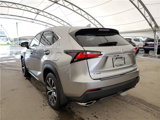 2017 Lexus NX 200t Base (Stk: LU0281) in Calgary - Image 3 of 5
