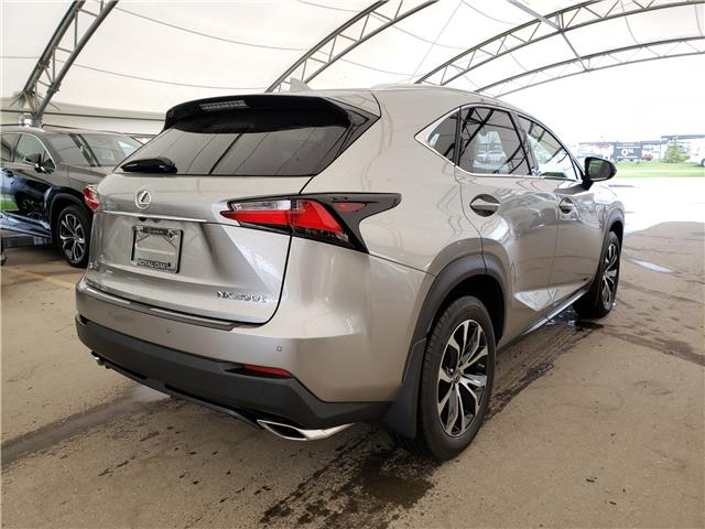 2017 Lexus NX 200t Base (Stk: LU0281) in Calgary - Image 4 of 5