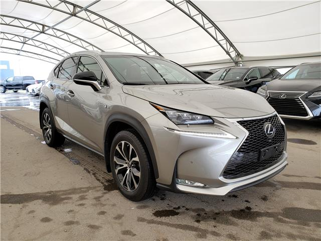 2017 Lexus NX 200t Base (Stk: LU0281) in Calgary - Image 1 of 5