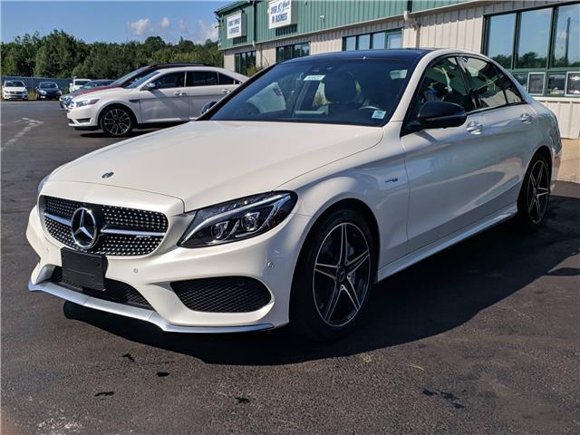 2018 Mercedes-Benz AMG C 43 Base 55SWF6EBXJU265743 10527 in Lower Sackville