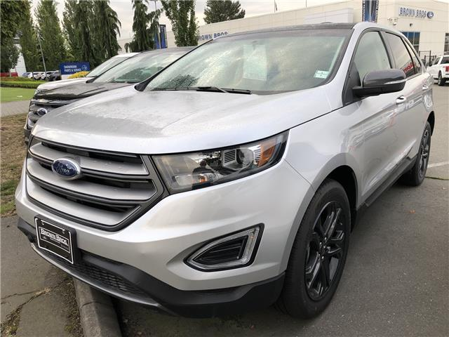 2018 Ford Edge SEL (Stk: 186871) in Vancouver - Image 1 of 7