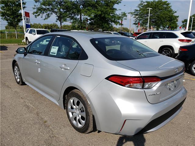 2020 Toyota Corolla LE (Stk: 20-233) in Etobicoke - Image 3 of 6