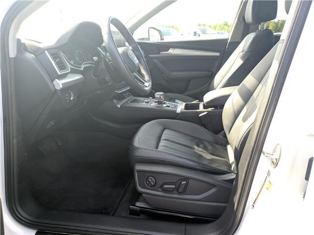 2018 Audi Q5 2.0T Komfort (Stk: 10486A) in Lower Sackville - Image 14 of 20