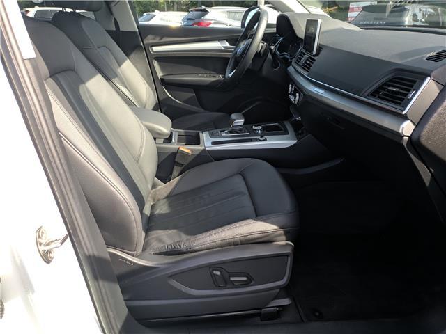 2018 Audi Q5 2.0T Komfort (Stk: 10486A) in Lower Sackville - Image 15 of 20