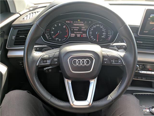 2018 Audi Q5 2.0T Komfort (Stk: 10486A) in Lower Sackville - Image 16 of 20