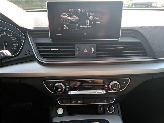 2018 Audi Q5 2.0T Komfort (Stk: 10486A) in Lower Sackville - Image 17 of 20