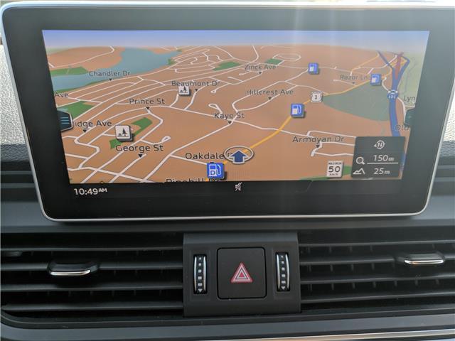 2018 Audi Q5 2.0T Komfort (Stk: 10486A) in Lower Sackville - Image 19 of 20
