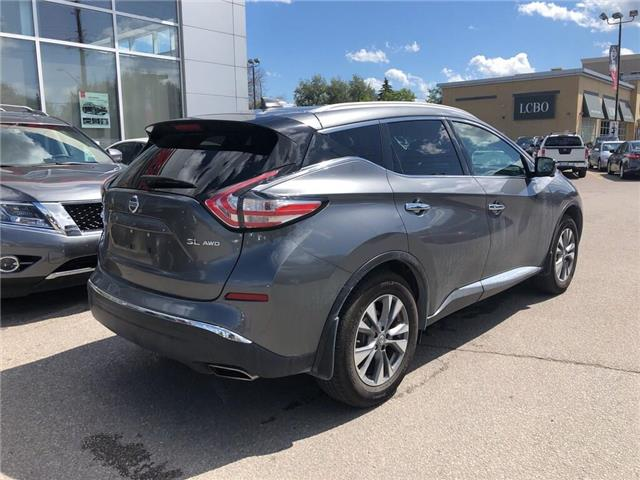 2016 Nissan Murano SL (Stk: UN1001AA) in Newmarket - Image 3 of 20