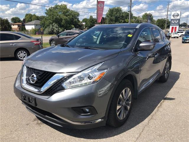 2016 Nissan Murano SL (Stk: UN1001AA) in Newmarket - Image 6 of 20