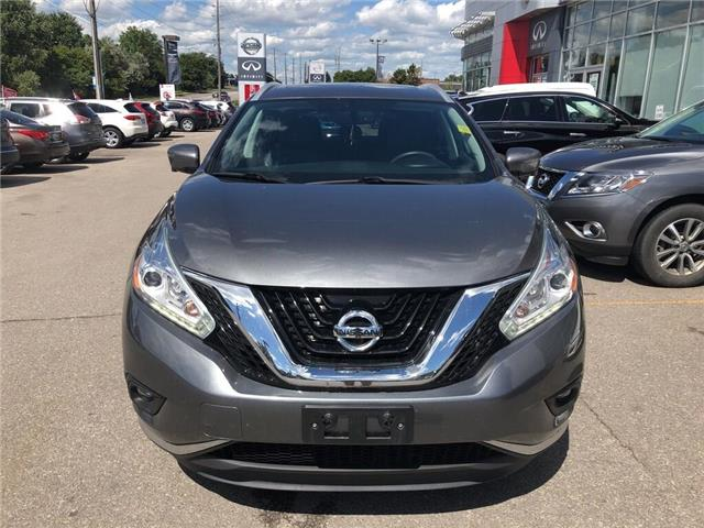 2016 Nissan Murano SL (Stk: UN1001AA) in Newmarket - Image 7 of 20