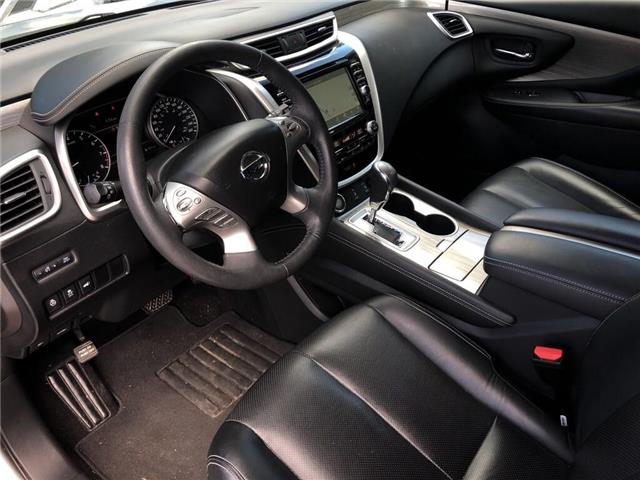 2016 Nissan Murano SL (Stk: UN1001AA) in Newmarket - Image 10 of 20