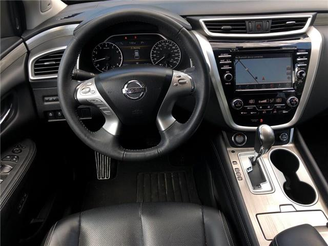2016 Nissan Murano SL (Stk: UN1001AA) in Newmarket - Image 11 of 20