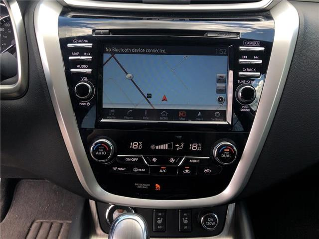 2016 Nissan Murano SL (Stk: UN1001AA) in Newmarket - Image 14 of 20