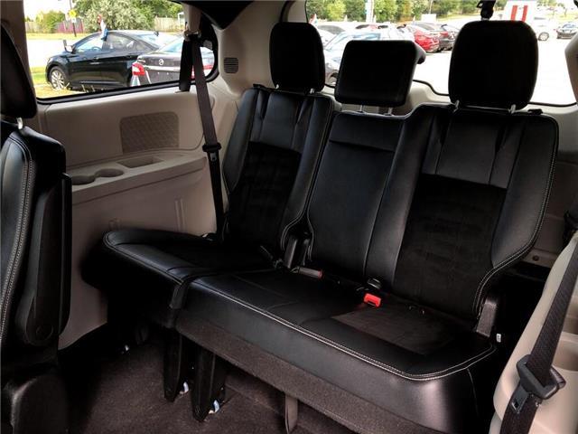 2015 Dodge Grand Caravan SXT Premium Plus (Stk: 19R154A) in Newmarket - Image 17 of 19