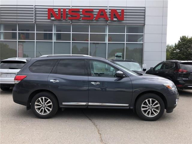 2013 Nissan Pathfinder SL (Stk: 197044A) in Newmarket - Image 1 of 13