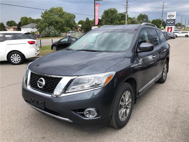 2013 Nissan Pathfinder SL (Stk: 197044A) in Newmarket - Image 4 of 13