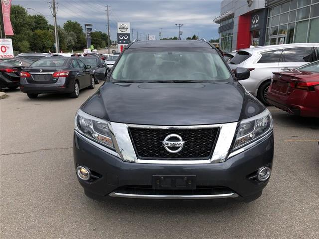 2013 Nissan Pathfinder SL (Stk: 197044A) in Newmarket - Image 5 of 13
